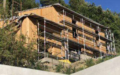 Conception & Construction d'une maison PASSIVE certifiée par le PHI