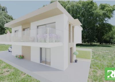 Conception & Construction d'une maison passive certifiée par le PHI à LE BAR SUR LOUP